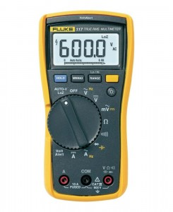 Fluke117-multimeter