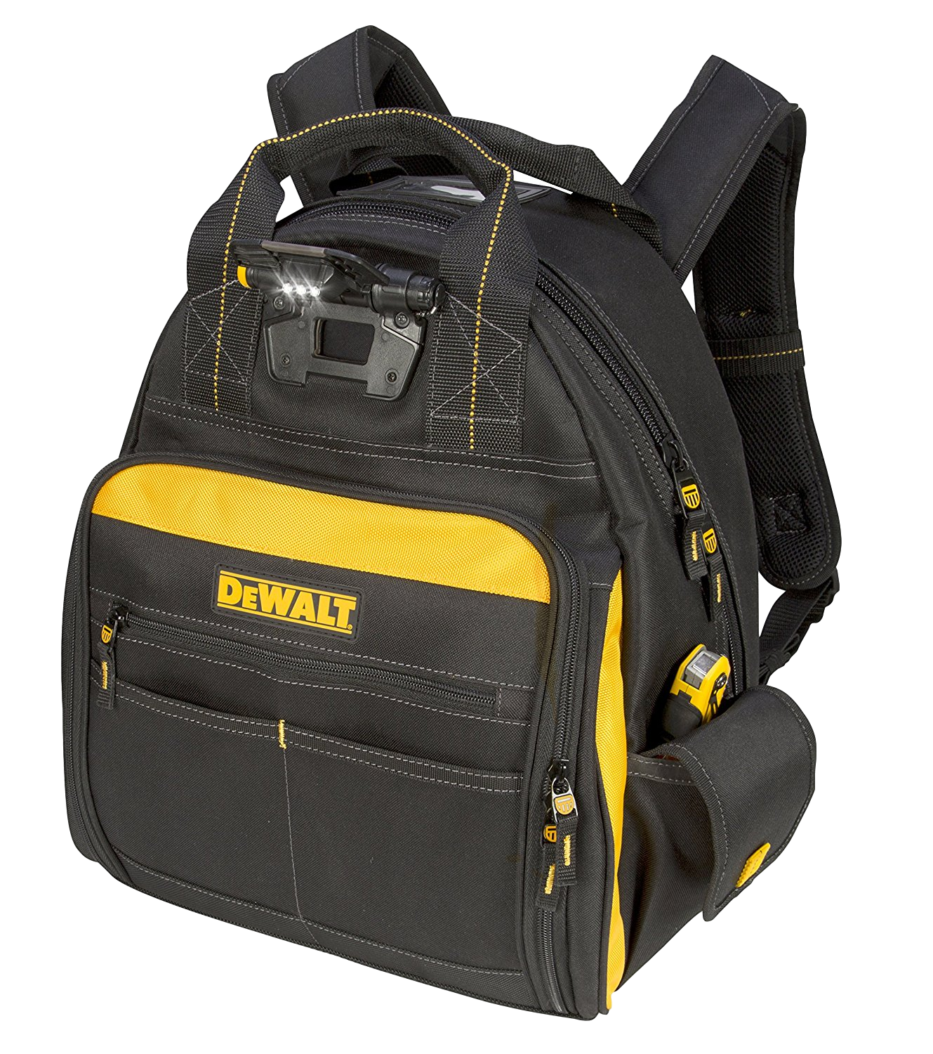 DEWALT-DGL523-Lighted-Tool-Backpack