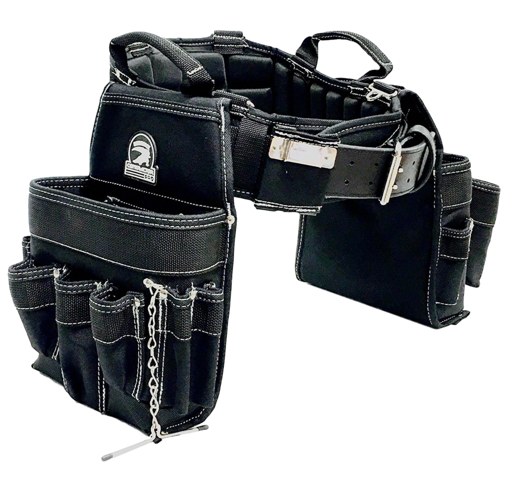 TradeGear-LARGE-Electrician-Belt-Bag-Combo
