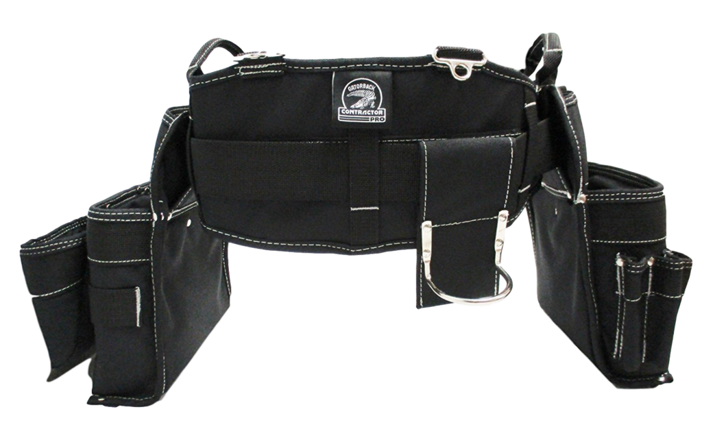 TradeGear-LARGE-Electrician-Belt-Bag-Combo-back